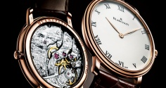 "BLANCPAIN Villeret Grande Décoration ""Only Watch 2011"""