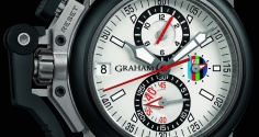 GRAHAM LONDON Chronofighter Oversize Referee
