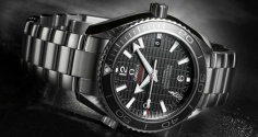 "OMEGA Seamaster Planet Ocean 600m ""Skyfall"" – James Bond"