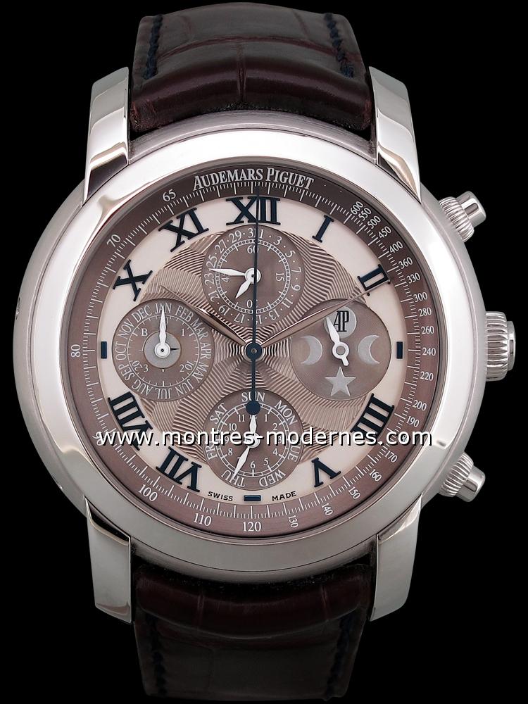 photos de montres audemars piguet toutes les montres audemars piguet. Black Bedroom Furniture Sets. Home Design Ideas