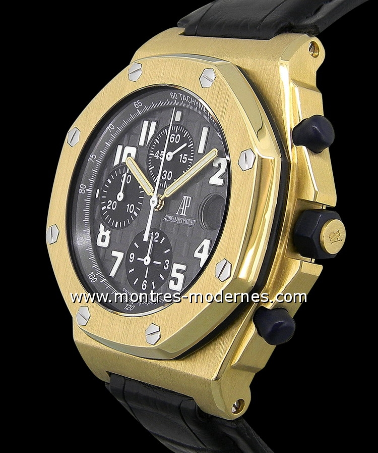 photos de montres audemars piguet royal oak offshore mmc montres royal oak offshore audemars piguet. Black Bedroom Furniture Sets. Home Design Ideas