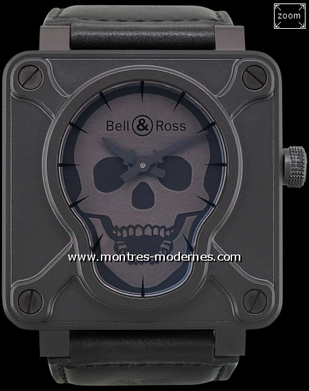 Bell&Ross BR01 Airborne 500ex. - Image 1