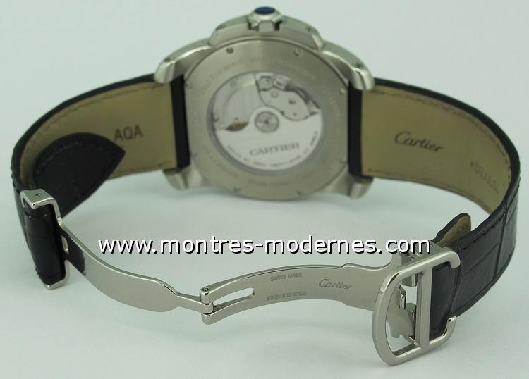 Mmcnum 8389 Occasion w7100041 Réf Calibre Cartier De QodBtxshrC
