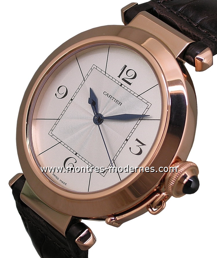 Montres Cartier Vintage dOccasion Collector Square