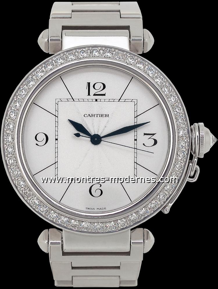 Montres Cartier - Afficher le prix des montres Cartier