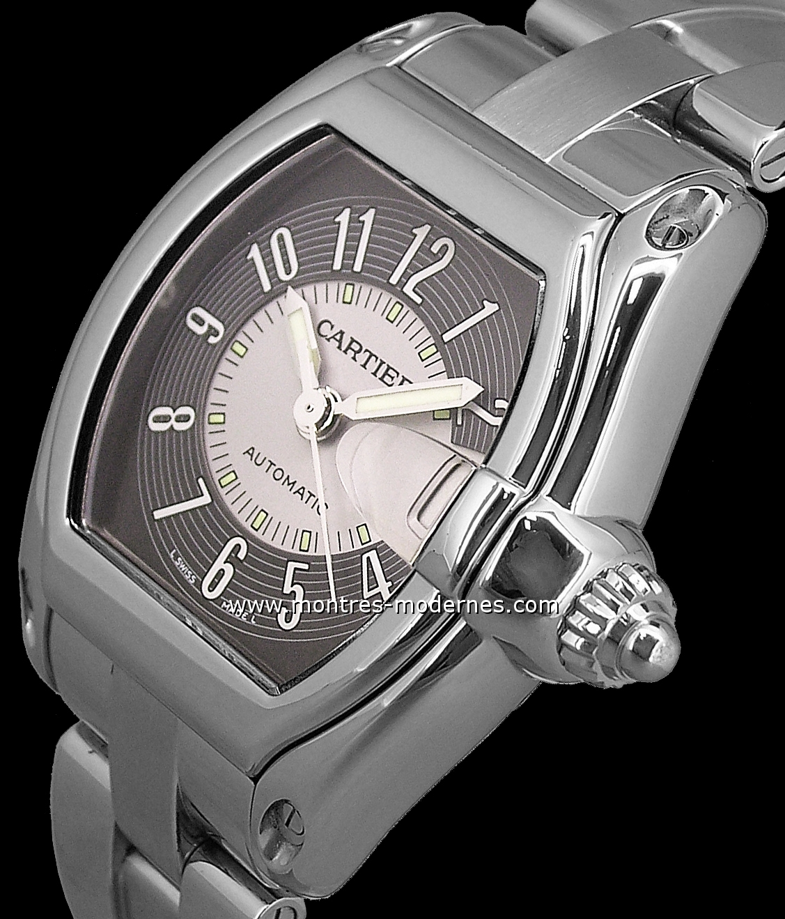 photos de montres cartier roadster mmc montres roadster cartier