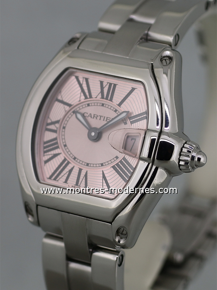 montre cartier roadster