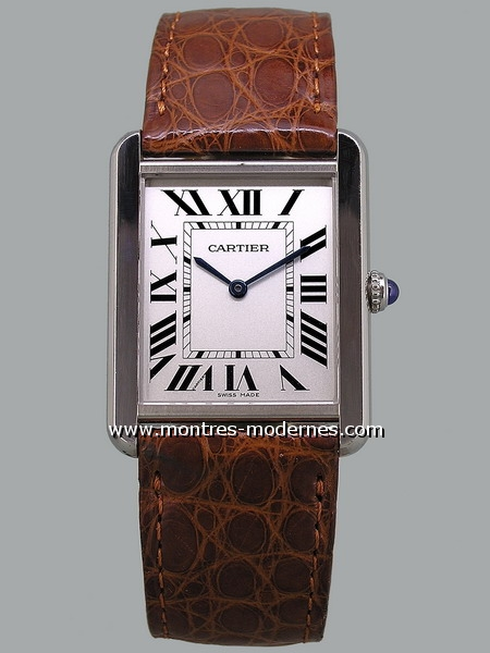 Cartier Tank Solo Grand Modele - Image 1
