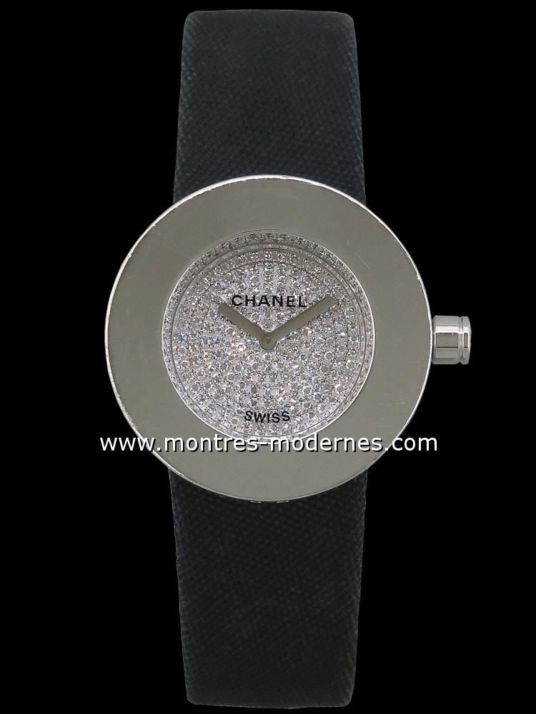Photos de montres Chanel La ronde MMC. Montres La ronde Chanel 6f7800ee89ff