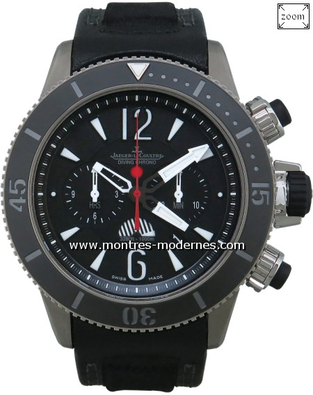 Jaeger-LeCoultre Master Compressor Diving Chrono GMT Navy SEALs - Image 1