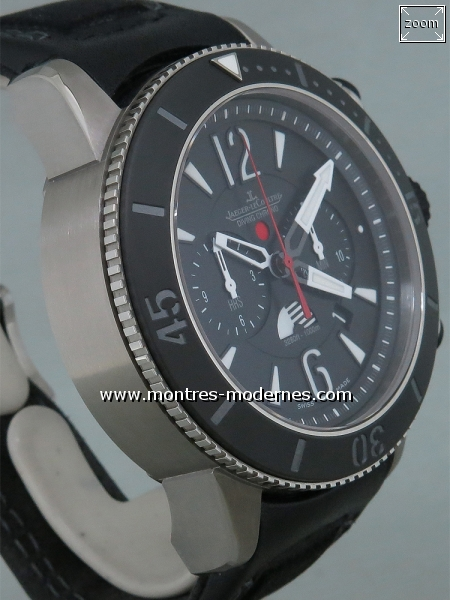 Jaeger-LeCoultre Master Compressor Diving Chrono GMT Navy SEALs - Image 3
