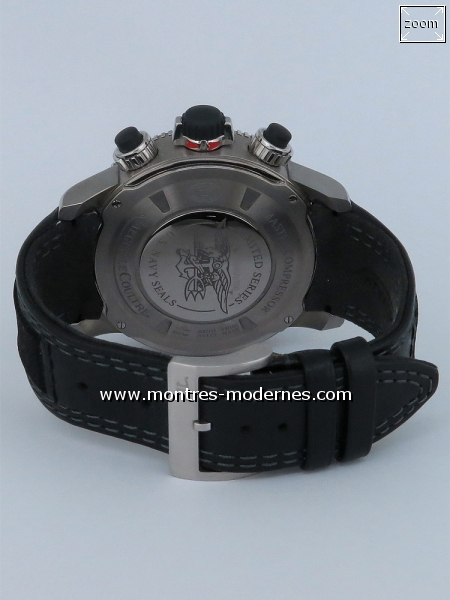 Jaeger-LeCoultre Master Compressor Diving Chrono GMT Navy SEALs - Image 4