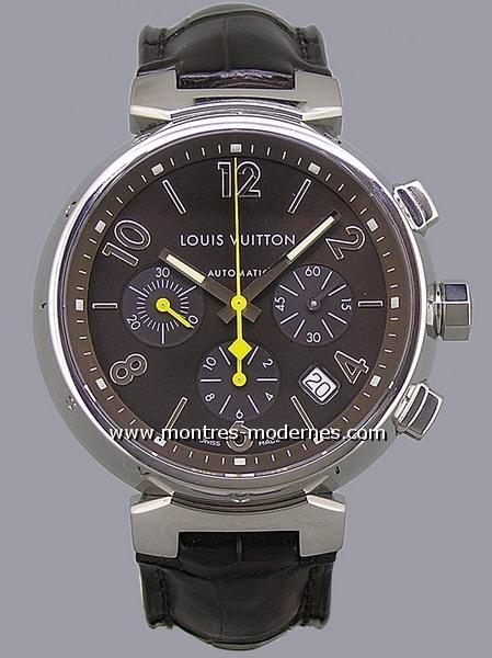 Photos de montres Louis Vuitton Tambour MMC. Montres Tambour Louis ... 8cd735b08a1