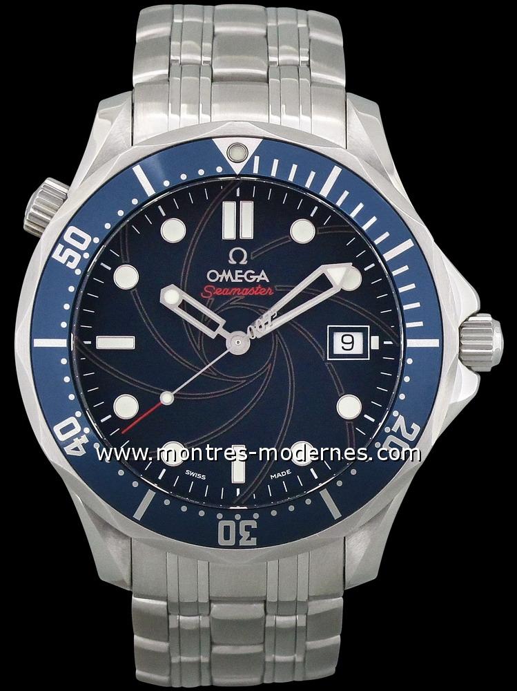 omega seamaster 007 james bond 10007ex occasion mmc num 3819. Black Bedroom Furniture Sets. Home Design Ideas