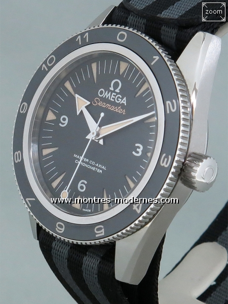 Omega Seamaster 300 Co-Axial J. Bond «SPECTRE» 7007ex. - Image 2