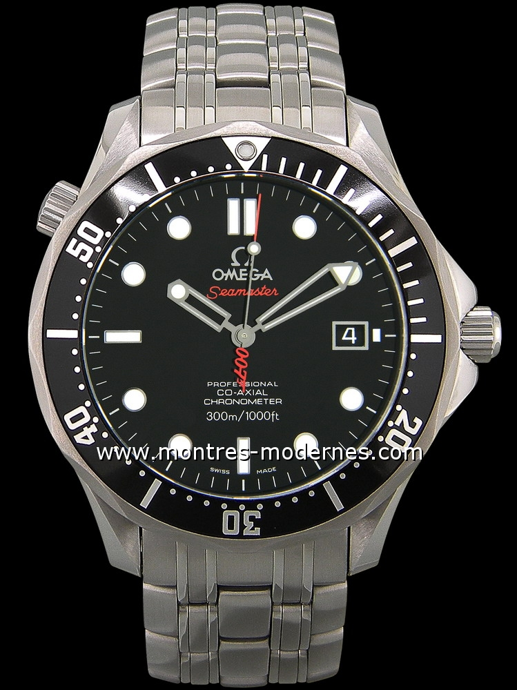 omega seamaster co axial james bond collector 39 s piece occasion mmc num 4386. Black Bedroom Furniture Sets. Home Design Ideas