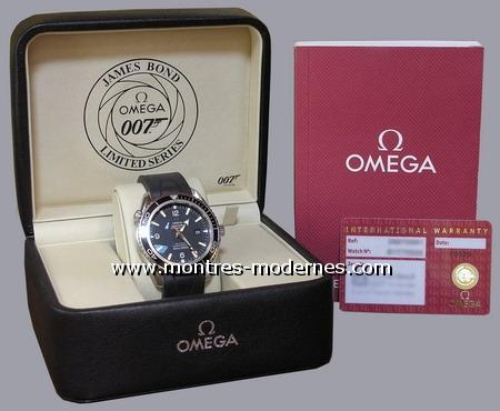 omega montres