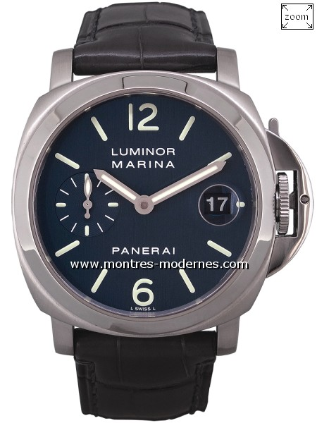 separation shoes d3576 ebead Panerai Luminor Marina 40mm PAM00119 - Image 1
