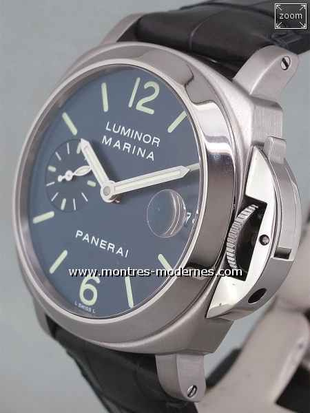 new arrival 561ca eb901 Panerai Luminor Marina 40mm PAM00119 - Image 2