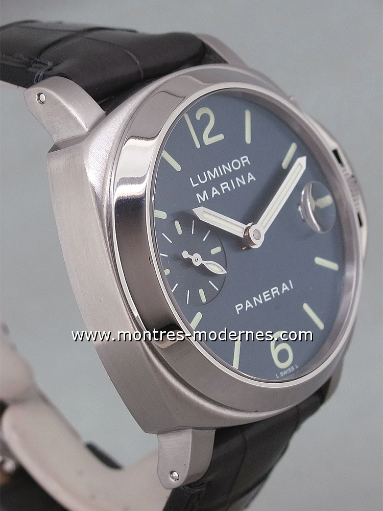 uk availability 9b576 94d4a Panerai Luminor Marina 40mm PAM00119 - Image 3