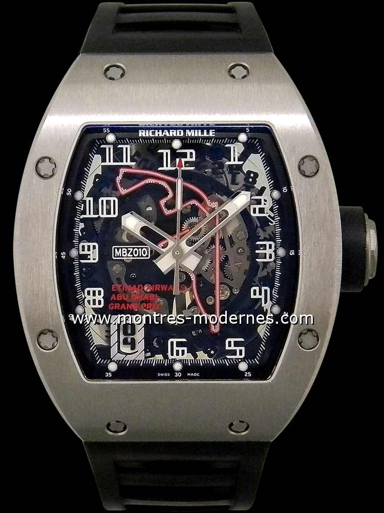photos de montres richard mille rm 010 mmc montres rm 010 richard mille. Black Bedroom Furniture Sets. Home Design Ideas