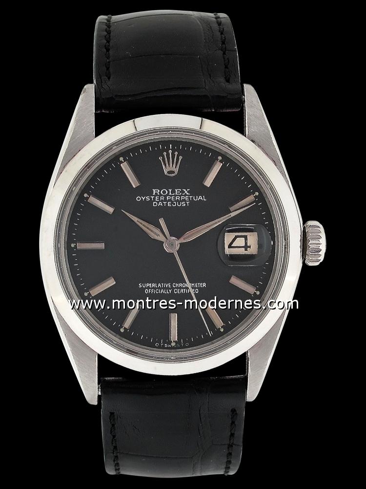 Rolex Datejust ref 1601