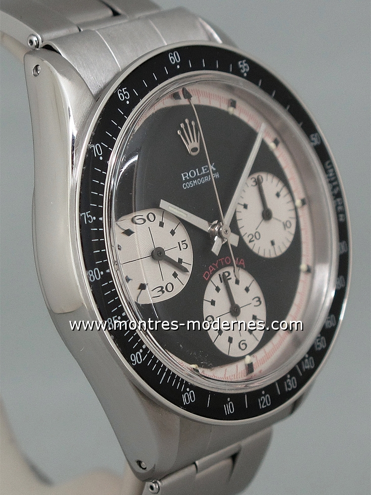 rolex daytona paul newman r occasion mmc num 7846. Black Bedroom Furniture Sets. Home Design Ideas