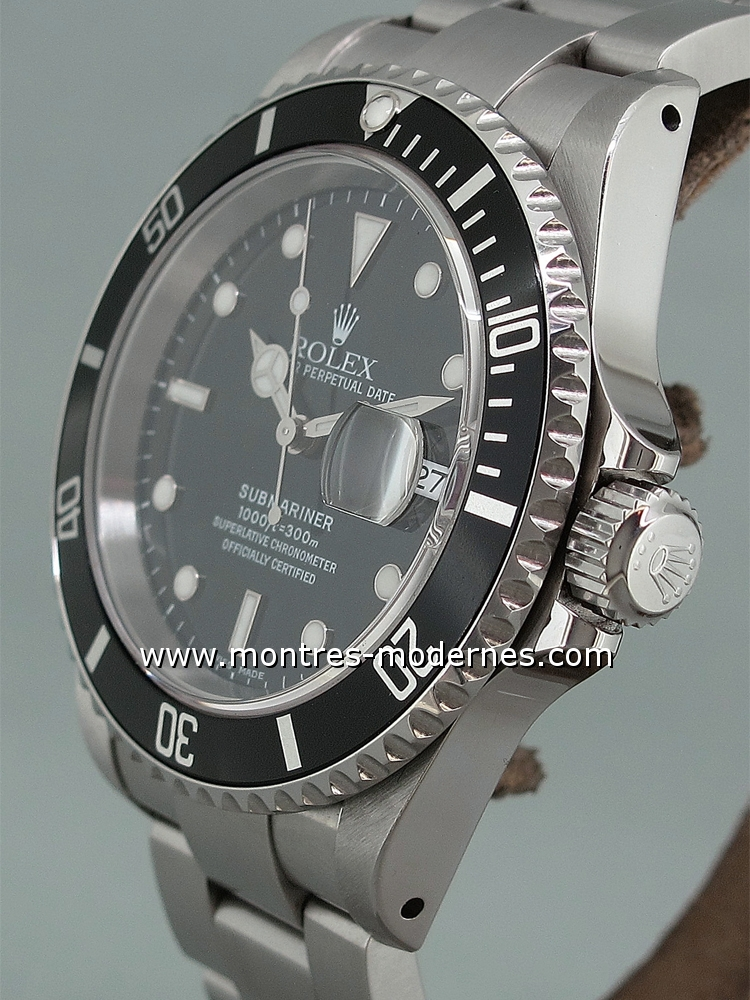 rolex submariner date r occasion mmc num 7149. Black Bedroom Furniture Sets. Home Design Ideas