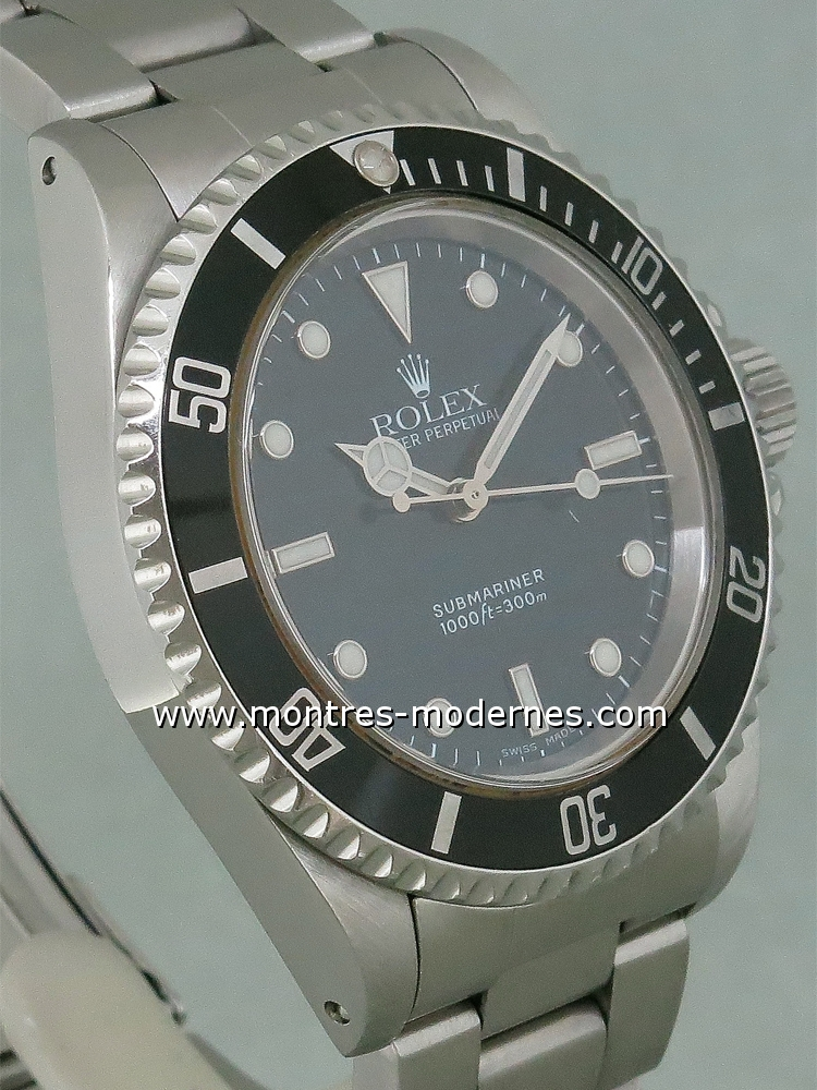 rolex submariner r s rie p occasion mmc num 9135. Black Bedroom Furniture Sets. Home Design Ideas