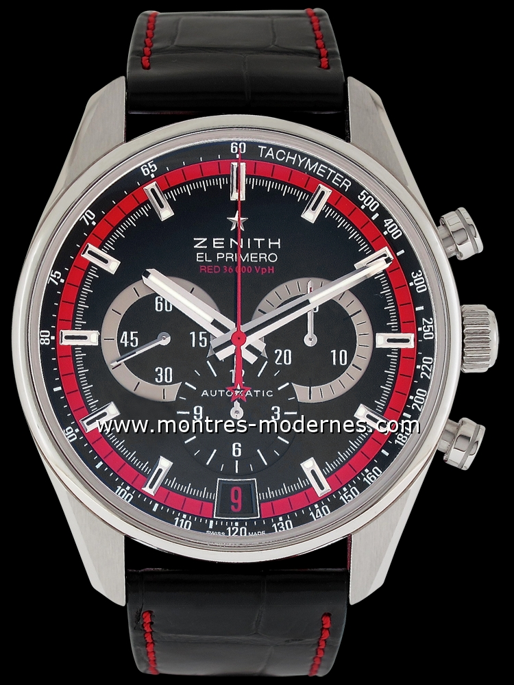 photos de montres zenith el primero mmc montres el primero zenith. Black Bedroom Furniture Sets. Home Design Ideas